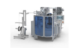 Frozen Foods Retail Bag Packaging Machine GEA