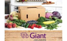 Locally Sourced Seasonal Produce Farms Box Giant Food