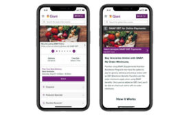 EBT Snap Benefits Online Groceries Giant Food