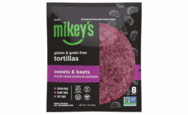 Vegan Grain Free Gluten Free Beet Tortillas Mikey's