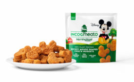 Disney Mickey Mouse Plant Based Chicken Nuggets Incogmeato MorningStar Farms