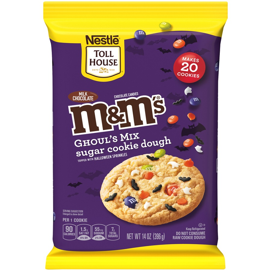Nestlé Brings Back Toll House Halloween and Fall-Themed ...