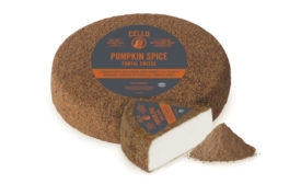 Cello Pumpkin Spice Rubbed Cheese Wisconsin Schuman