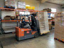 SeaPak Lift Truck