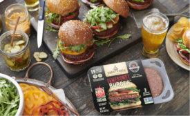 Hemp Fava Pea Protein Veggie Burgers Sweet Earth