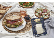 Summer Picnic Plant Based Turkey Lunchmeat Sweet Earth