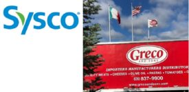 Sysco Acquires Greco and Sons