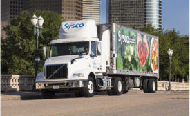Sysco Foodservice Truck Fiscal Year Q4 2021 Results Rebound