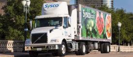 Spring Menu Trends Sysco Foodservice Distribution Truck Sabine Street Bridge Houston