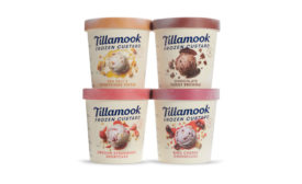 Frozen Custard Pints Tillamook