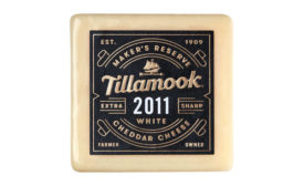 Aged Cheddar 2011 Maker's Reserve Tillamook