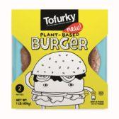 Tofurky Burgers