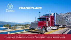 Transplace Tyson Award