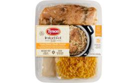 Instant Pot Chicken Noodle Casserole Tyson