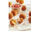Crispy Italian Tomato and Mozzarella Arancini US Foods Summer Scoop