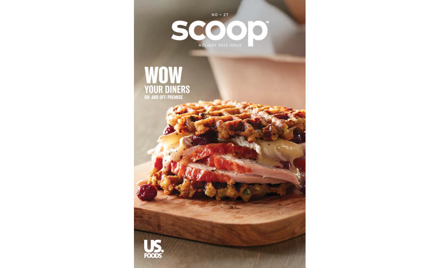 US Foods Holiday Scoop Catalog