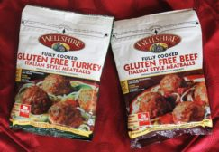 Wellshire Farms Gluten-Free Meatballs