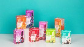 Yasso Functional Popsicles Juve Pops Seven Flavors