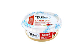 Mediterranean Diet Hummus Tzatziki Layer Dip Tribe Lakeview Farms
