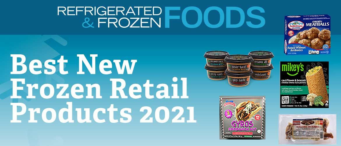 Best New Frozen Retail Products Contest 2021