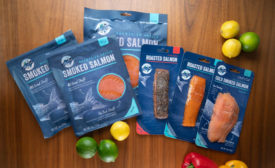 Smoked Roasted Salmon Blue Circle Foods