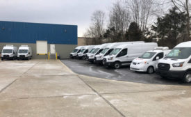Lebanon Ohio Refrigerated Van Production Facility Bush