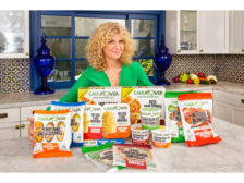 Gail Becker Founder CEO Caulipower Frozen Foods Woman Owned Business