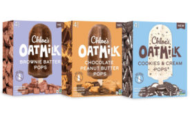 Oat Milk Dairy Free Plant Based Frozen Dessert Bars Chloe's