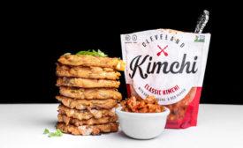 Korean Kimchi Grocery Snacks Cleveland
