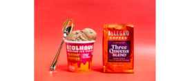 Coolhaus Ice Cream Pint Allegro Coffee East Africa Three Queens Blend Whole Foods