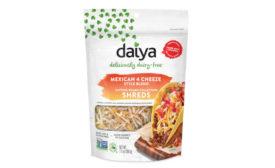 Dairy Free Mexican Shredded Cheese Daiya