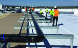 Commercial Industrial Roofing Services Fisher Construction Group Washington State