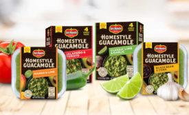 Fresh Guacamole Homestyle Del Monte