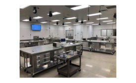 Green Bay Wisconsin Food Safety Laboratory FSNS