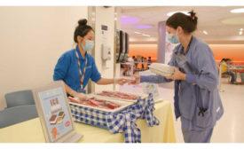 Boston Children's Hospital Hood Ice Cream Donations