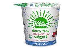 Oat Milk Yogurt Dairy Free Sugar Free Halsa Family Size