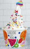 Soft Serve Ice Cream Sprinkles Sunrise Supreme Hanan Foodservice