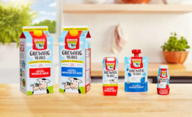 Kids Yogurt Milk Dairy Horizon Organic Growing Years