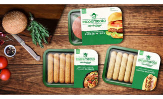 Plant Based Burgers Chicken Kellogg's Incogmeato Sodexo Foodservice