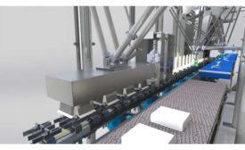 Pack Expo Las Vegas 2021 JLS Automation Peregrine Cartoning Machine