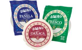 Mexican Queso Oaxaca Fresco Panela LALA Cheese