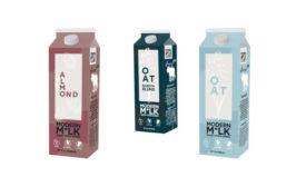 Non Dairy Free Oat Almond Milk Modern Meat
