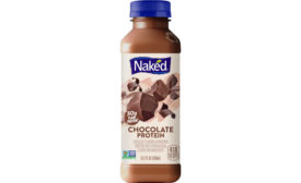 Vegan Dairy Free Plant Based Protein Smoothie Chocolate Naked