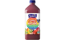 Naked Juice Rainbow Machine Smoothie Seven Fruits Vegetables 64 Ounce