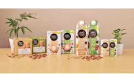 Almond Milk Oat Milk Lattes Japan Nestle