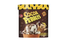 Flintstones Cocoa Pebbles Ice Cream Light