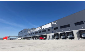 Puma Sports Apparel Omni Channel Automated Distribution Center Geiselwind Germany