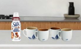 Plant Based Dairy Free Creamer Toasted Hazelnut Silk