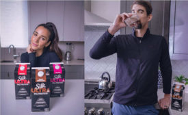 Aly Raisman Michael Phelps Olympians Silk Ultra Home Gym Contest