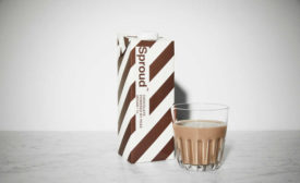 Swedish Plant Based Milk Sproud Chocolate